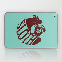 The Grizzly's Sin of Sloth Laptop & iPad Skin