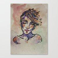Elly Canvas Print