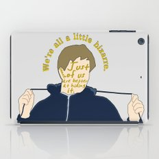 The Breakfast Club - Andrew iPad Case