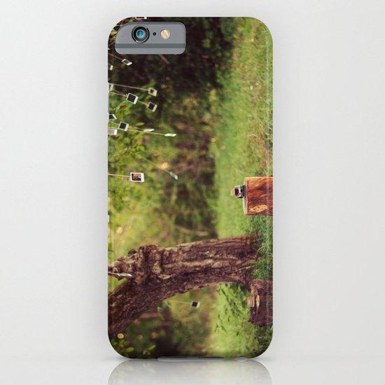 Polaroid Tree iPhone & iPod Case
