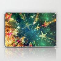Christmas Flight Laptop & iPad Skin