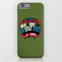 Koch In Your Pants iPhone 6 Slim Case