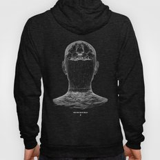man who never smiled II Hoody
