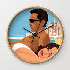 So nice in Nice Wall Clock
