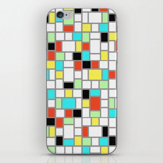 Geosquare iPhone & iPod Skin