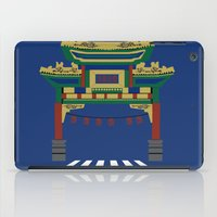 Chinatown  iPad Case