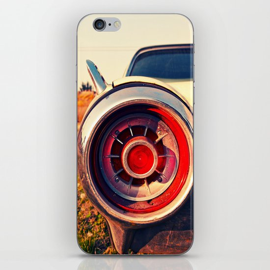 T-Bird taillight iPhone & iPod Skin
