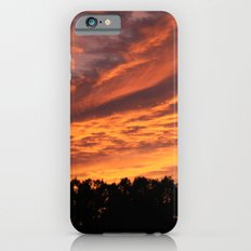 Pink and Orange Sunset iPhone 6 Slim Case