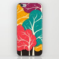 Happy Forest iPhone & iPod Skin