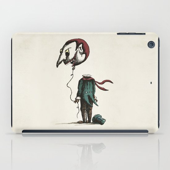 And His Head Swelled with Pride... iPad Case