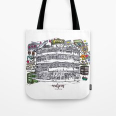 Mahjong in Hong Kong Tote Bag
