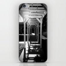 A California Wedding Story iPhone & iPod Skin