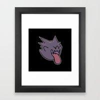 Pokeboo Stage 2 Framed Art Print