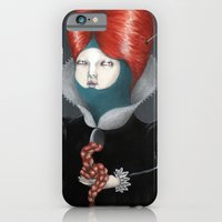 iPhone & iPod Case featuring Encarnación: María by Topiz