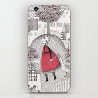 The Old Village iPhone & iPod Skin