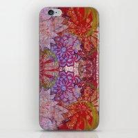 Wet print iPhone & iPod Skin