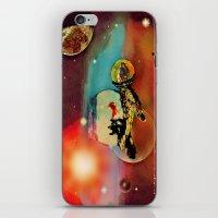 SPACE TURTLE VII - 202 iPhone & iPod Skin