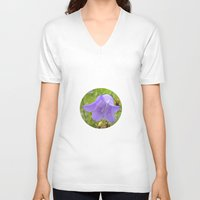 Bellflower Unisex V-Neck