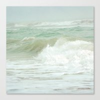 Sea Green Canvas Print
