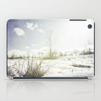 { GRASSY PERSPECTIVE } iPad Case