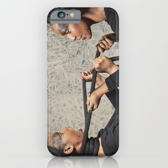 At War with Oneself iPhone & iPod Case