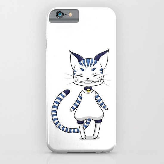 Smiling Cat iPhone & iPod Case