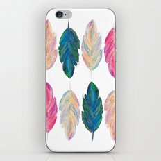 feather fully iPhone & iPod Skin