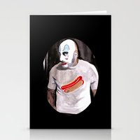 Come On Down To Captain Spaulding's Museum Of Monsters And Mad-Men  Stationery Cards
