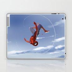 Web Head Laptop & iPad Skin