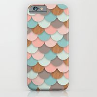 iPhone Cases featuring Scallops by Marta Li