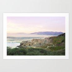Pacific 2 Art Print