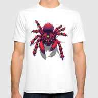 T-shirt featuring Itsy Pixy Spider by Mirodeniro
