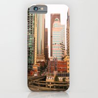 iPhone & iPod Case featuring Seattle by Megan Alexandra