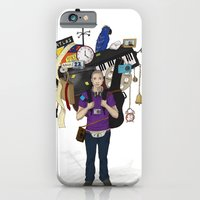 The Weight of Technology #1  iPhone 6 Slim Case