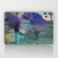 TheDesert Blue -By Sherr… Laptop & iPad Skin