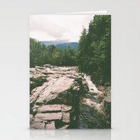 Rocky Gorge Stationery Cards