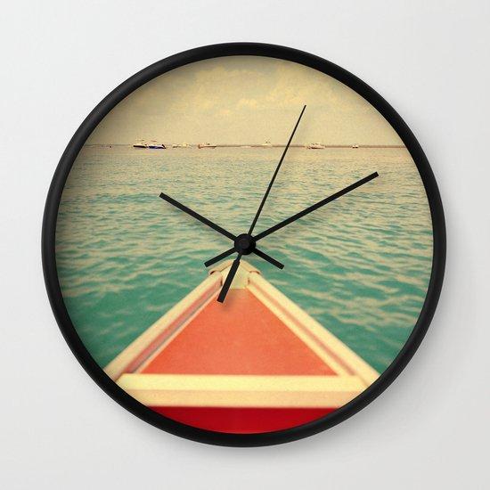 Mathilde #1 Wall Clock