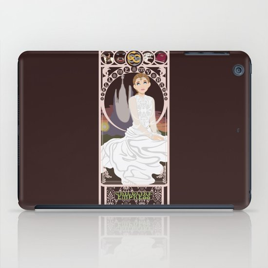 Childlike Empress Nouveau - Neverending Story iPad Case