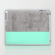 Sea on Concrete Laptop & iPad Skin