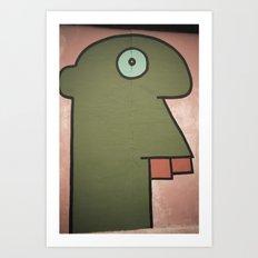 ESG008 Art Print