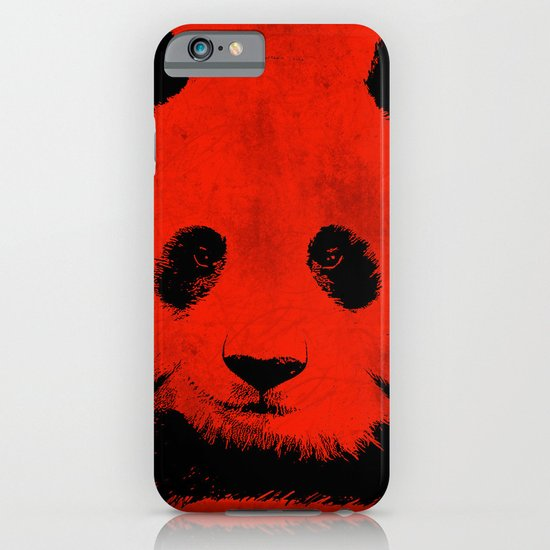 Red Panda iPhone & iPod Case