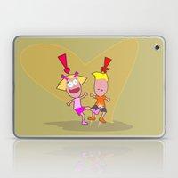 The Crush Laptop & iPad Skin