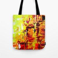 City Walk Tote Bag