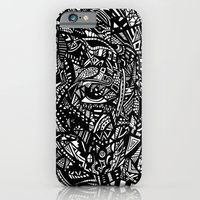 iPhone & iPod Case featuring The EYE by Kimberly rodrigues