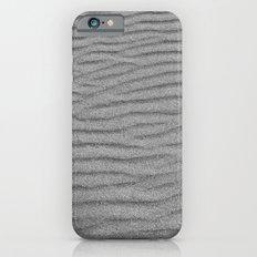 Sand Ripples iPhone 6 Slim Case