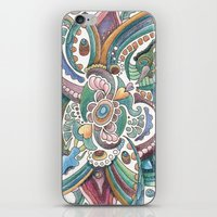 Twisted Love For A Sea B… iPhone & iPod Skin