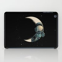 Crescent Moon iPad Case