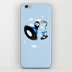 Surfing the Beats iPhone & iPod Skin