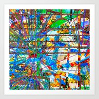 Fimbis (Goldberg Variations #23) Art Print