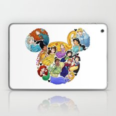 Princess Mickey Ears Laptop & iPad Skin